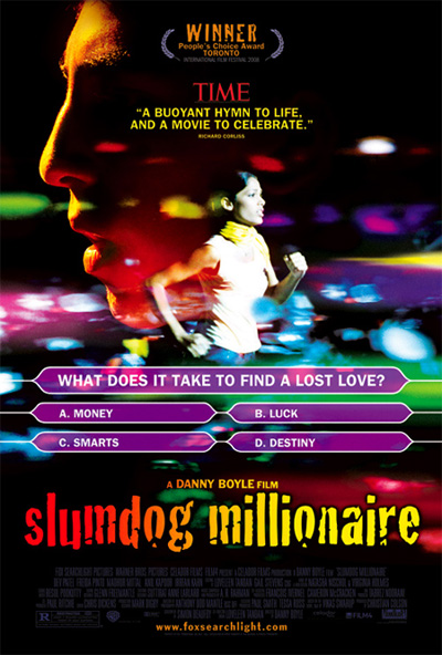 social reflections of slumdog millionaire