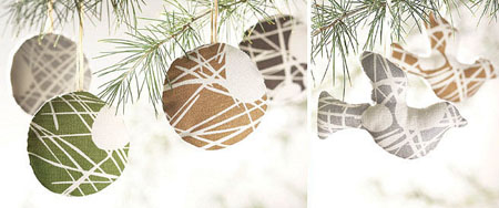Amenity Home Christmas Ornaments