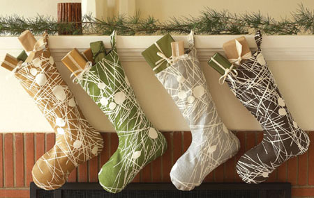 Amenity Home Christmas Stockings