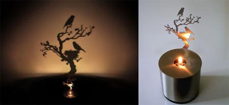 Bird Lumen Lamp