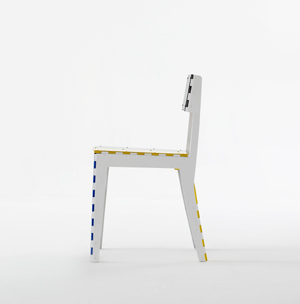Stich Chair in White