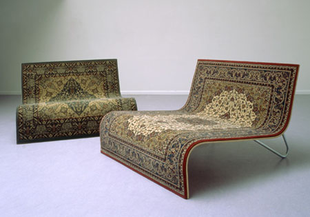 East Meets West Sofas