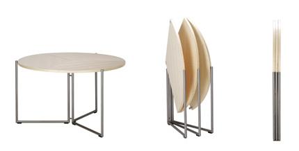 Meuble pliant design images for Table pliante design