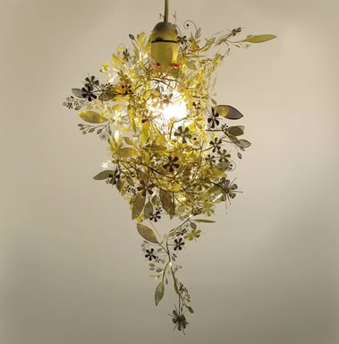 Garland Light Brass