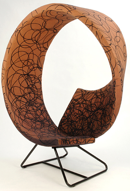 Jensen Twist Chair