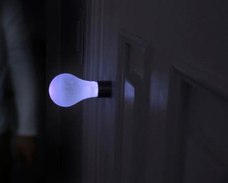 Knob Light