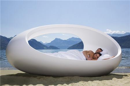 Lomme Egg Bed