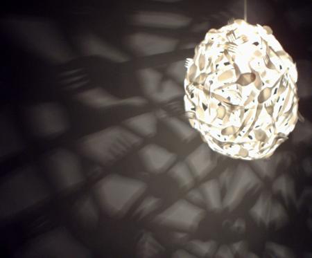 Luis Luna Gluttony Lamp