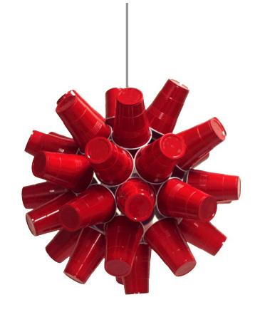 Luis Luna Hangover Lamp