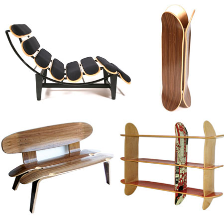 Skate Study House Products