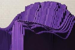 Sound Chair in Purple
