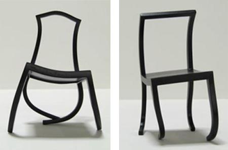 Tango Variation Chairs