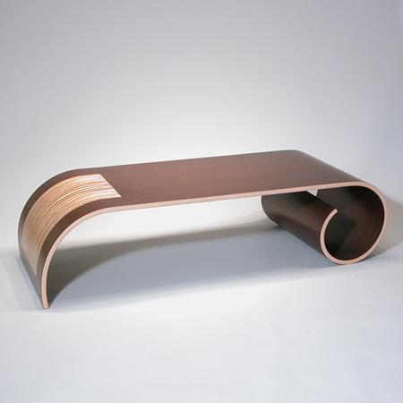 Toboggan Table