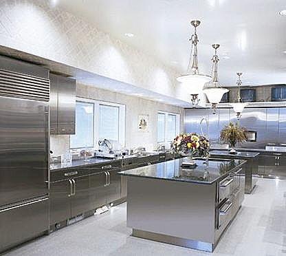 Stainless Steel Kitchen 2 Six Different Ways