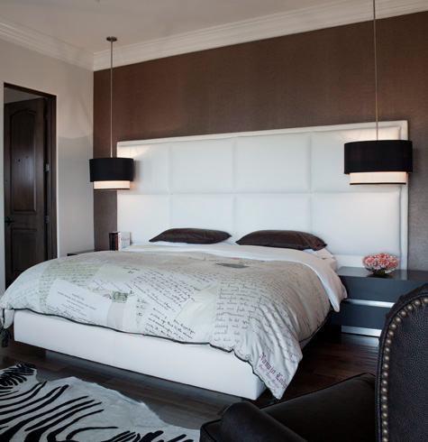 Payday Loan Lenders >> Extra-Wide Headboards: Love this Look? | Six Different Ways