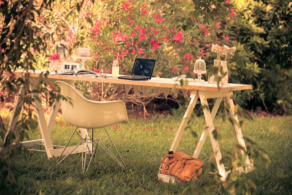 Outdoor Offices. Recently ...