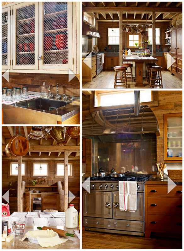 House Beautiful S Kitchen Of The Year Six Different Ways