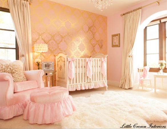 Merveilleux Light Pink Gold Six Different Ways   Light Pink And Gold Bedroom