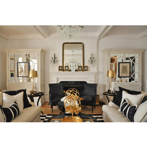 Brass Accents And Golden Hues Six Different Ways