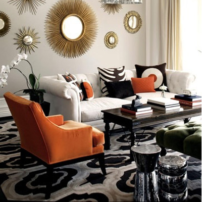 6 Different Colors To Inspire Your Home D Cor And