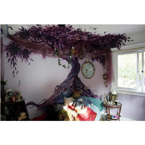 pics photos for purple dragon wallpaper murals ideas flowers tree path purple wall mural photo wallpaper