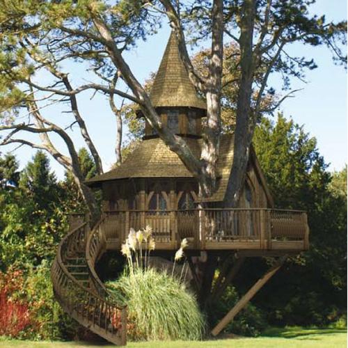 Natural Habitats Stunning Treehouses Six Different Ways