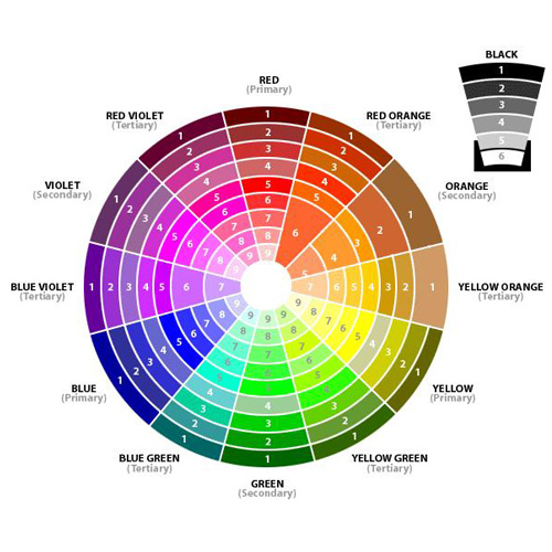 6 Different Creative Color Combinations For Your Home