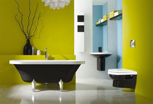 Modern Sanctuary Stunning Bathrooms