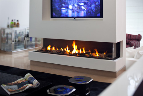 Hearth Of The Home Stylish Fireplaces For Modern Spaces Six Different Ways