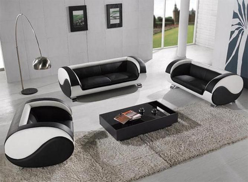 Yin yang furniture for harmonious living six different ways for Yin yang couch