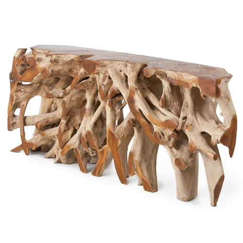 International Contemporary Design Teak Root And Suarina