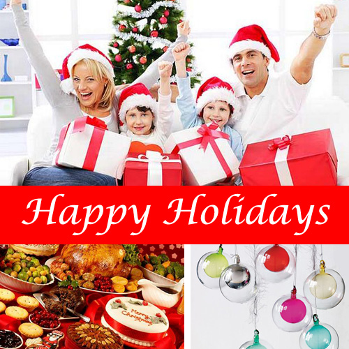 happy holiday banner 2013