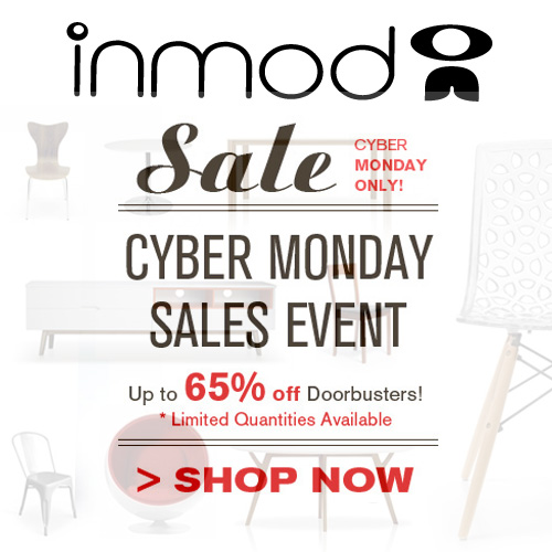 Inmod Cyber Monday Sale - 65% Off
