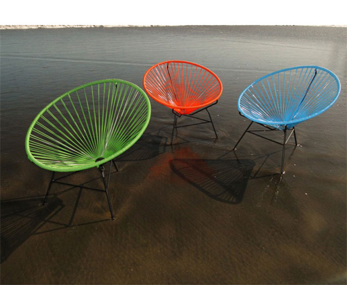 Perfect During The Winter Months, I Dream Of Taking A Vacation To  Somewhereu2026anywhereu2026warm And Tropical. The Acapulco Chair And The Innit  Chair Are Modern Mexican ...