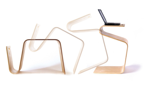 offi mag table laptop stand