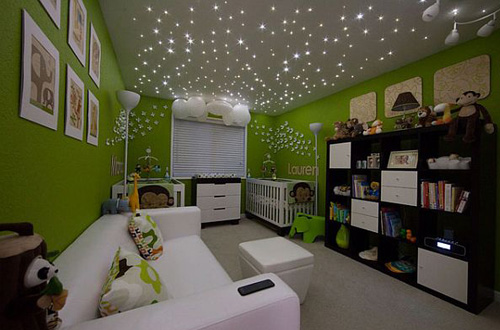 Sleeping Under A Starlit Night Sky In Your Own Bedroom Or Creating One For  Your Little Oneu0027s Nursery Is A Great Way To Transform The Space Into A More  ...