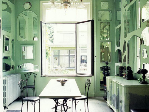 Refreshing Mint Green Home D Cor Six Different Ways