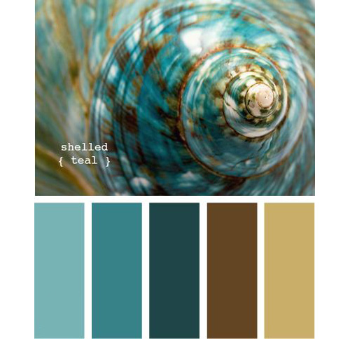Blue And Brown Bathroom Decor. Home Design : Copper Accents White House Exterior Within . DARK ...