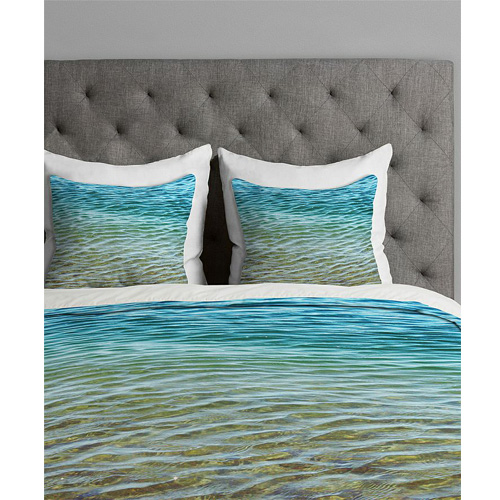 Bring The Ocean To Your Bed: Ombre Sea Duvet Cover