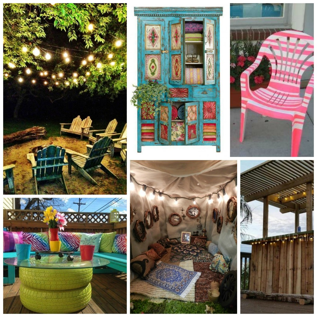 diy backyard makeovers six different ways